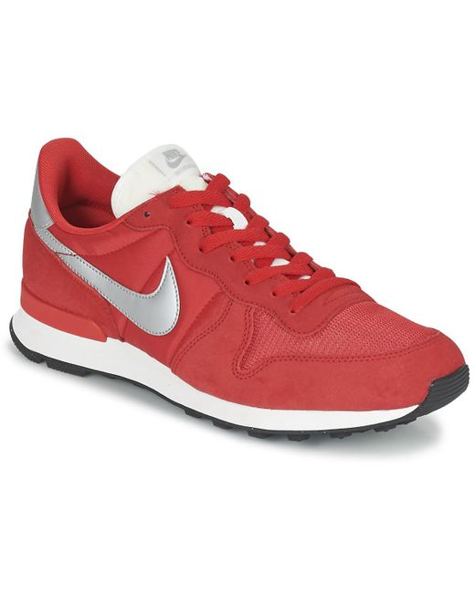 Nike - Red Internationalist Shoes (trainers) for Men - Lyst