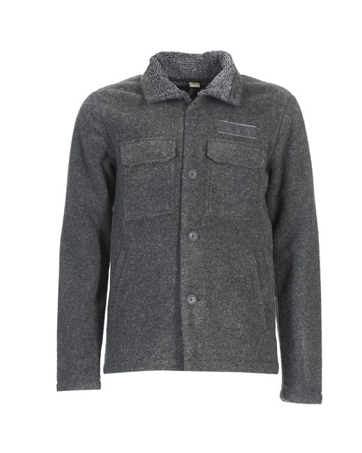 Bench - Gray Political Jacket for Men - Lyst