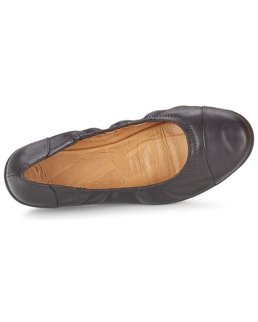 a4d083c6c2ef ... Fitflop - Black Ff2tm F-poptm Ballerina Shoes (pumps   Ballerinas) -  Lyst ...