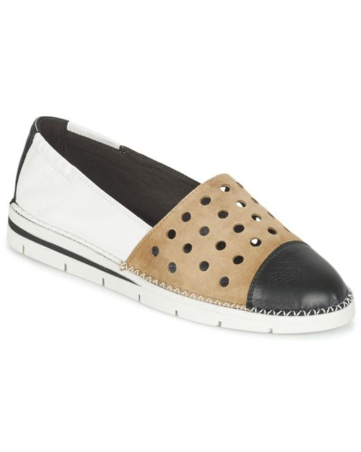 Hispanitas - White Decoul Casual Shoes - Lyst