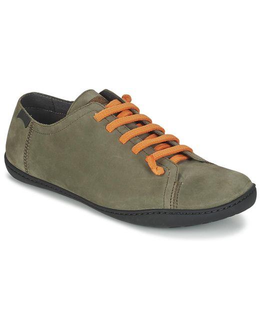 Camper - Green Peu Cami Casual Shoes for Men - Lyst