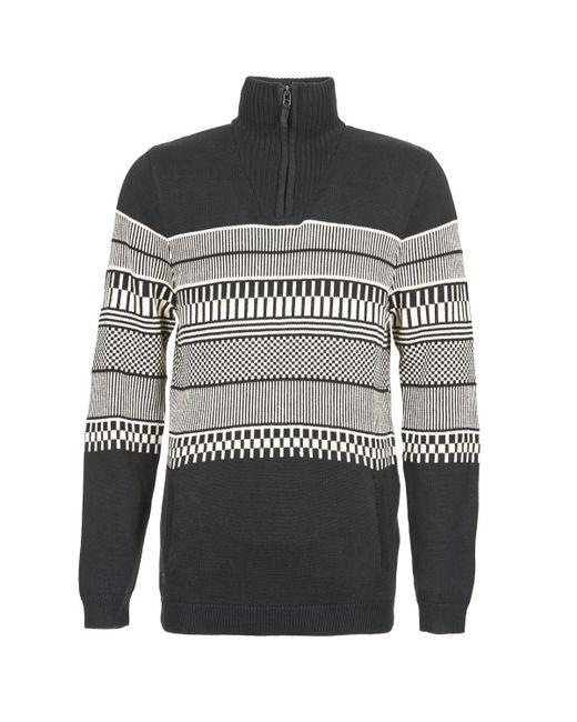 Oxbow - Romont Men's Sweater In Black for Men - Lyst