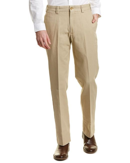 Bills Khakis - Natural Standard Issue Weathered Canvas Straight Fit Pant for Men - Lyst
