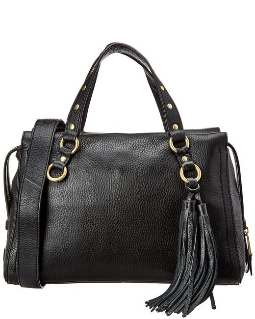 841ca090246b Lyst - Cole Haan Cassidy Satchel in Black - Save 55%