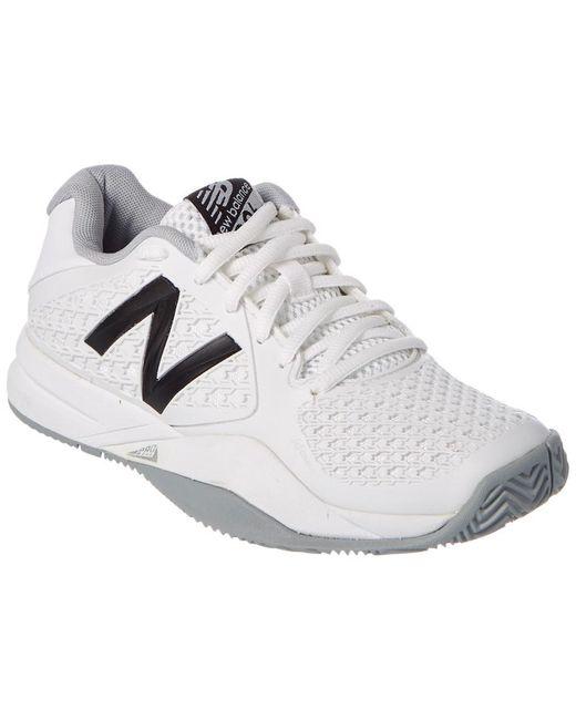 New Balance   White Women's 996 Tennis Shoe   Lyst