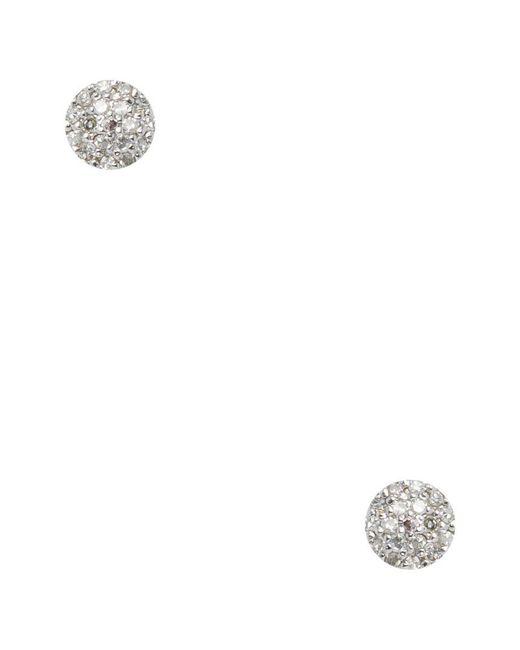Danni - Metallic 14k 0.20 Ct. Tw. Diamond Studs - Lyst