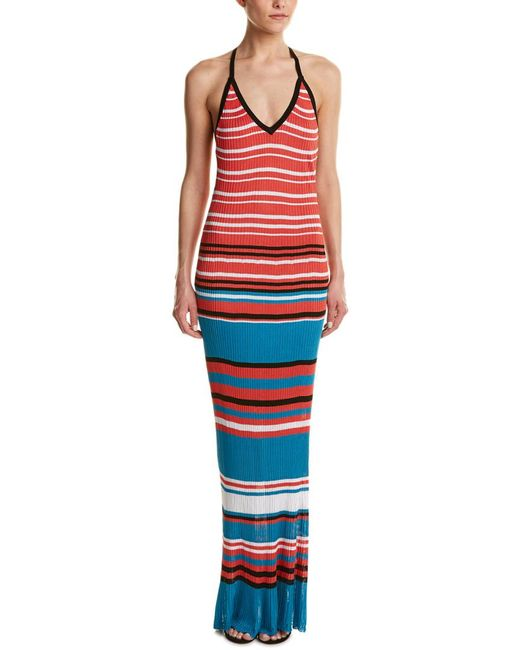Parker - Red Liberty Maxi Dress - Lyst