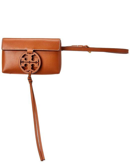 Tory Burch - Brown Miller Belt Bag - Lyst