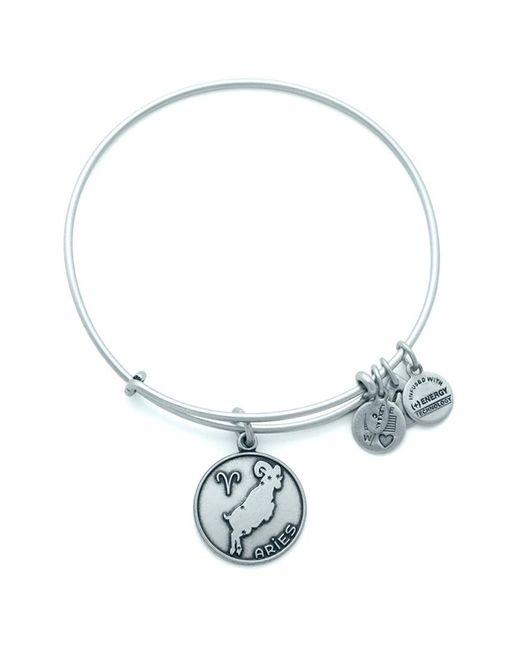 ALEX AND ANI - Blue Zodiacs Aries Ii Expandable Bracelet - Lyst