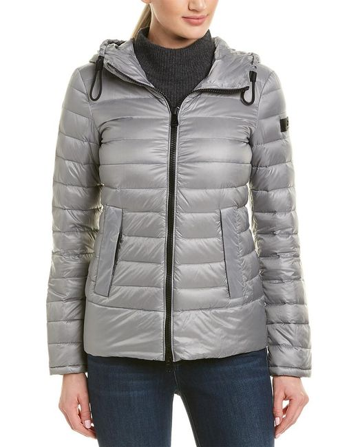 Peuterey - Gray Utah Down Jacket - Lyst