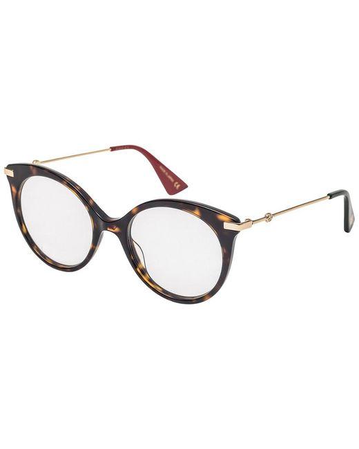 ff71256185 Gucci - Multicolor 50mm Optical Frames - Lyst