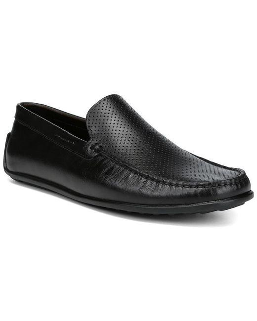 cc9ba64bb71 Donald J Pliner - Black Iggy Leather Moccasin for Men - Lyst ...