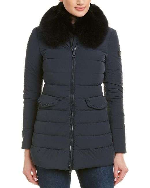 Peuterey - Black Misae Ag Down Jacket - Lyst
