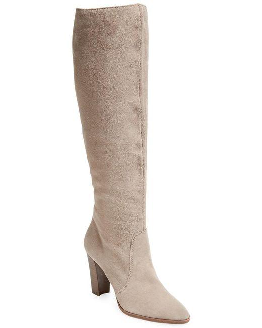 Dolce Vita - Brown Cameo High Heel Boot - Lyst