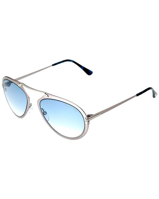 1aa64ff377 Tom Ford - Multicolor Ft050 53mm Sunglasses - Lyst ...