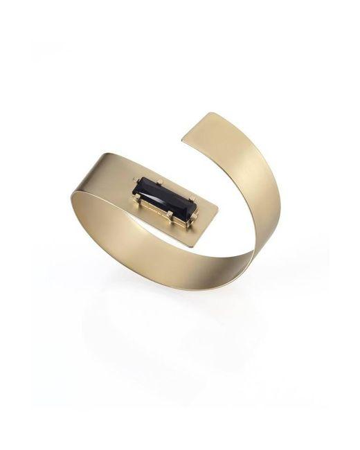Noritamy | Metallic Small Obi Necklace | Lyst