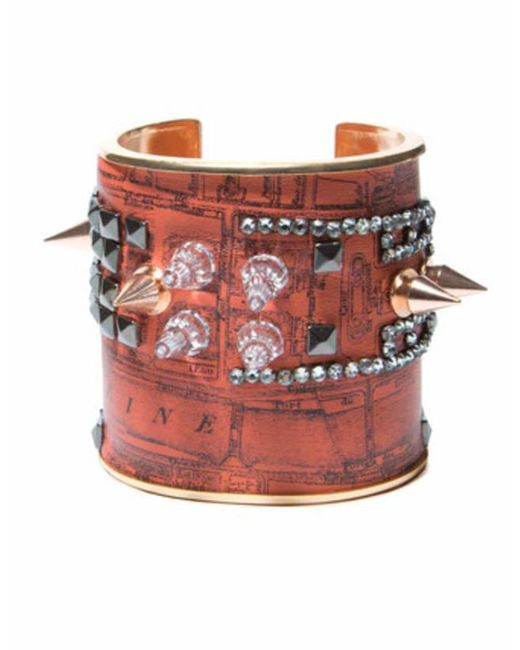 Bijoux De Famille | Orange Fashion Tuileries Cuff | Lyst