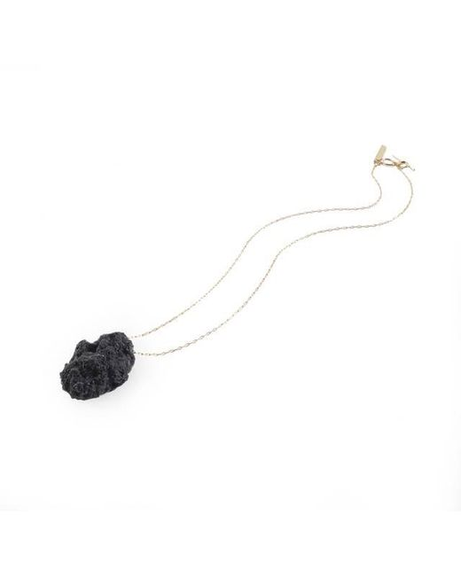 Noritamy | Lolo Black Polymer Necklace | Lyst