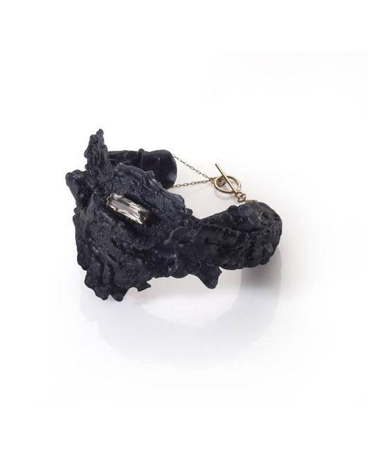 Noritamy - Nikko Black Polymer Bracelet - Lyst