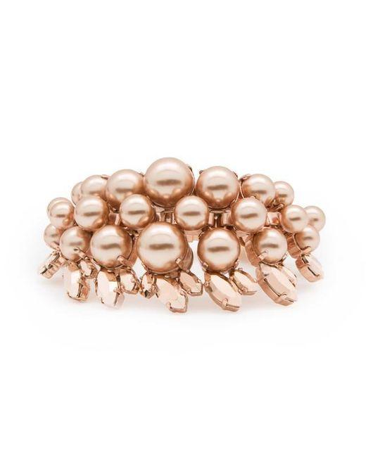 Ellen Conde | Pink Colette Rose Gold Bracelet | Lyst