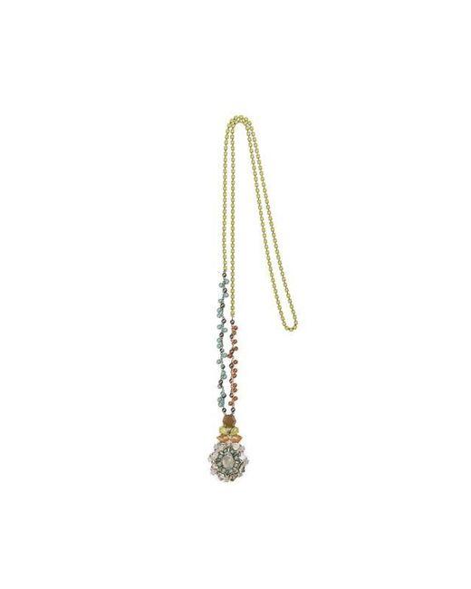Tataborello | Metallic Summer Place Pendant Necklace 05 | Lyst