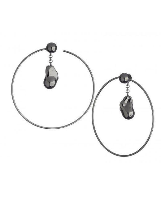 Caterina Zangrando | Metallic Moss Earrings | Lyst