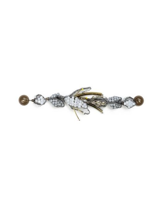 Tataborello | White Tasseled Bracelet 14 | Lyst