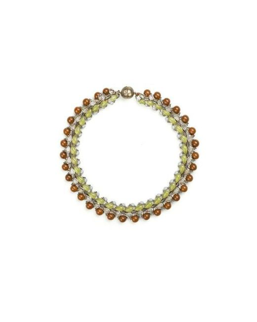 Tataborello | Metallic Summer Place Choker Necklace 01 | Lyst