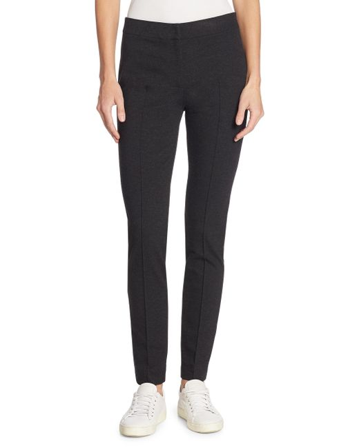 Akris Punto - Black Elements Mara Jersey Leggings - Lyst