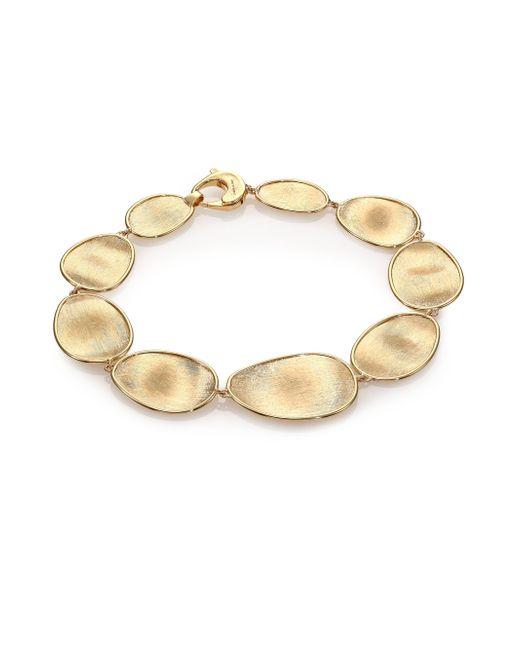 Marco Bicego | Metallic Lunaria 18k Yellow Gold Bracelet | Lyst