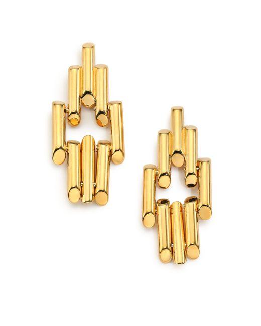 Maiyet | Metallic Empire Open Kite Drop Earrings | Lyst