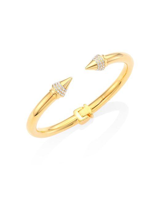 Vita Fede   Metallic Mini Titan Crystal Bracelet/goldtone   Lyst