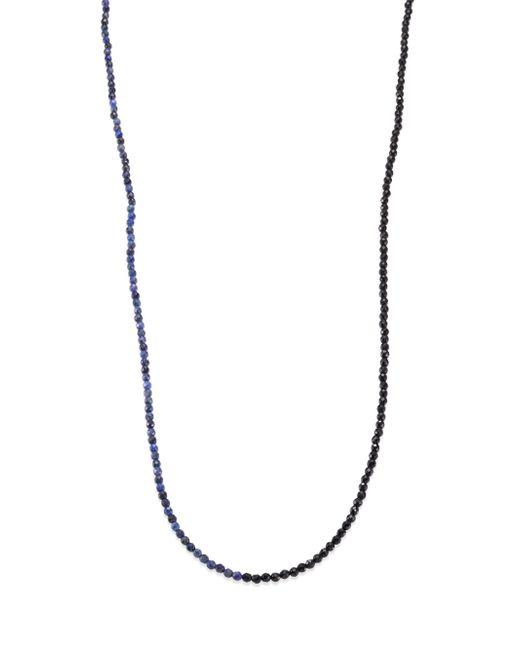 Brunello Cucinelli | Blue Beaded Dumortierite Strand Necklace | Lyst