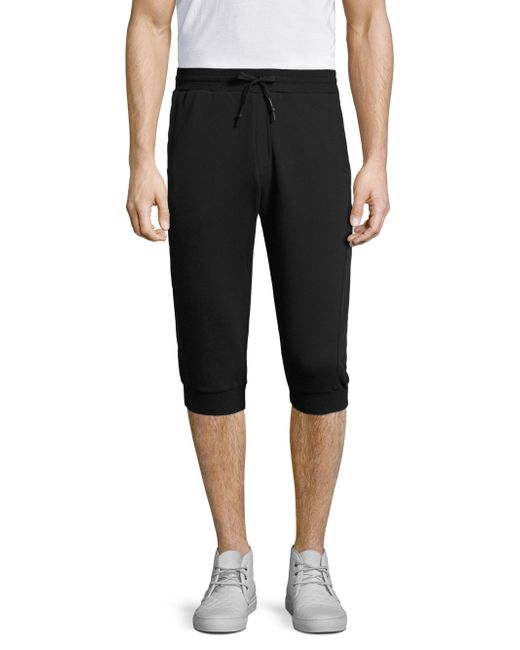 Mpg | Black Solo Active Cropped Jogger for Men | Lyst