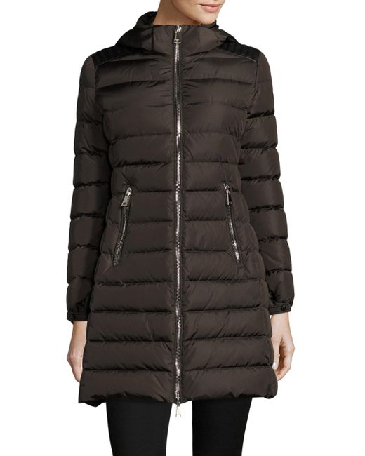 Moncler   Black Orophin Puffer Jacket   Lyst