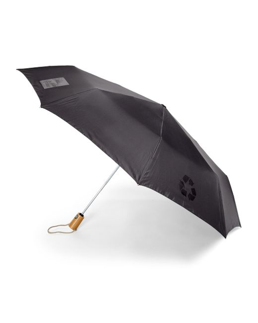 Saks Fifth Avenue | Black Eco Umbrella | Lyst