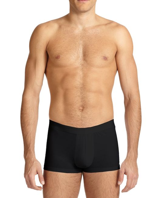 Derek Rose | Black Stretch Cotton Hipster Briefs for Men | Lyst
