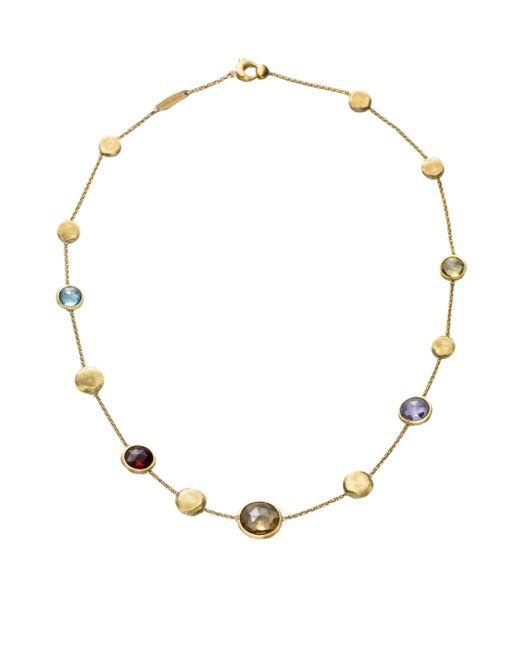 Marco Bicego   Metallic Jaipur Semi-precious Multi-stone & 18k Yellow Gold Necklace   Lyst