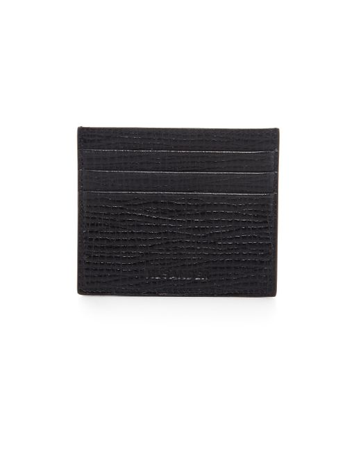 Jil Sander | Blue Credit Card Holder | Lyst