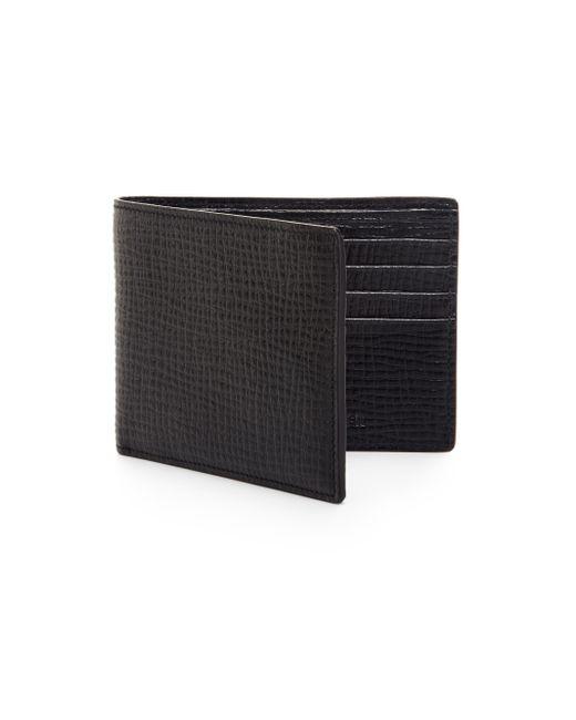 Jil Sander | Blue Leather Pocket Wallet for Men | Lyst