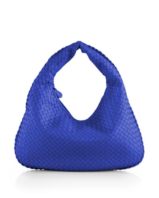 Bottega Veneta | Blue Veneta Medium Hobo Bag | Lyst