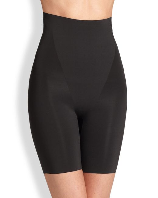 Spanx | Black Trust Your Thinstincts High-waist Shaper | Lyst