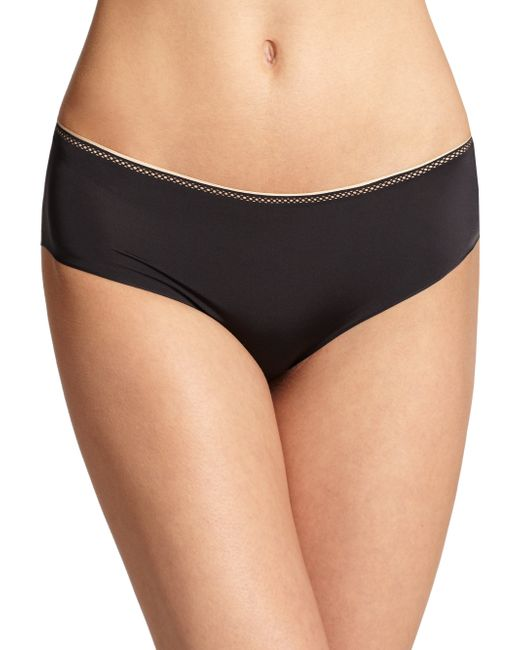 Chantelle | Black Invisible Seamless Hipster Brief | Lyst