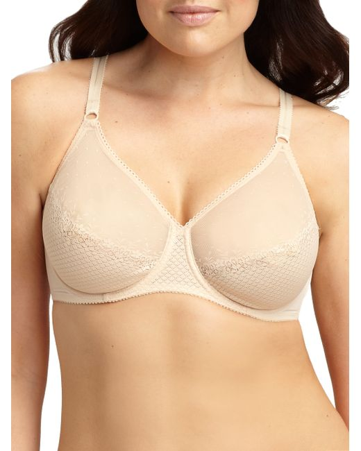 Chantelle | Natural Tamaris Underwire Bra | Lyst