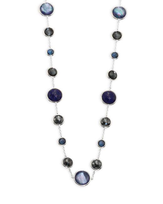 Ippolita - Metallic Lollipop? Lollitini Semi-precious Multi-stone Necklace/36 - Lyst