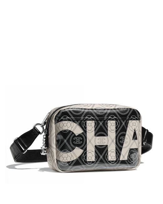 Chanel - Black Camera Case - Lyst