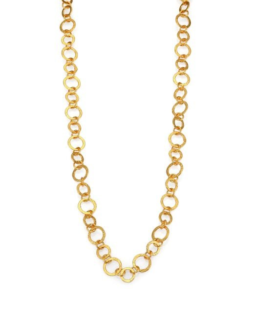 Stephanie Kantis | Metallic Regency Chain Necklace | Lyst