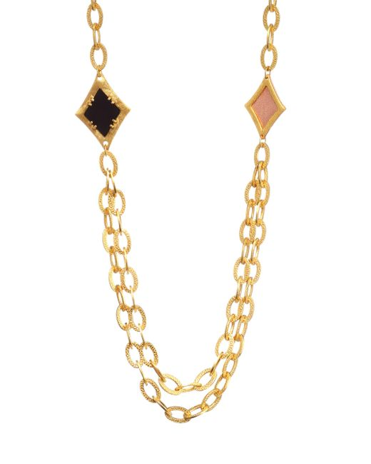 Stephanie Kantis - Metallic Illumination Necklace - Lyst