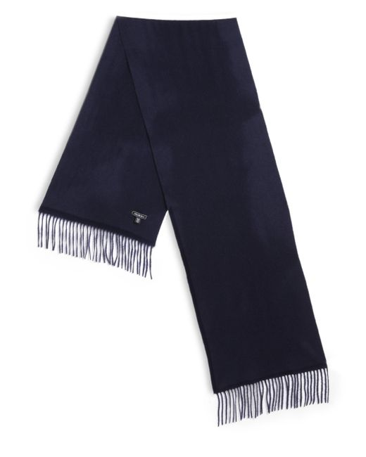 Saks Fifth Avenue | Blue Cashmere Scarf for Men | Lyst