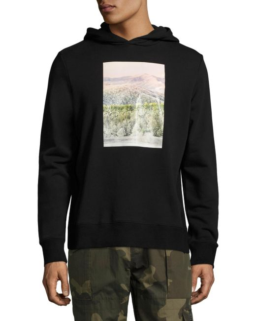 Ovadia And Sons   Black Cotton Sweatshirt for Men   Lyst